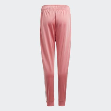 Pantalon de survêtement Adicolor SST Rose Adolescents Originals