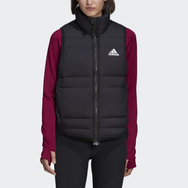 Dames City Outdoor Zwart COLD.RDY Donsbodywarmer