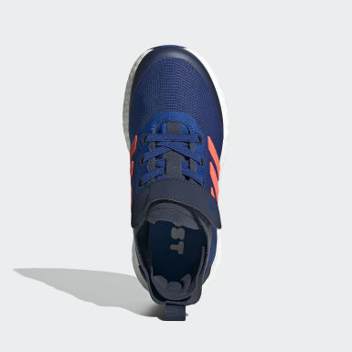 Kids Running Blue RapidaRun Running Shoes