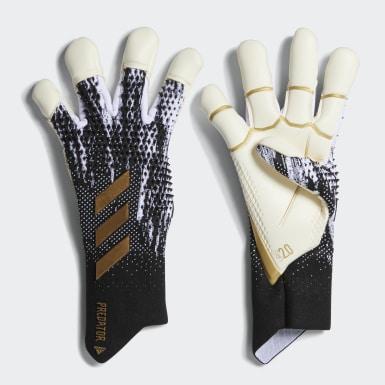 Voetbal Zwart Predator 20 Pro Hybrid Handschoenen