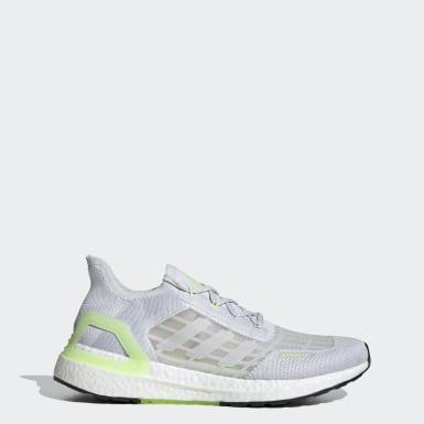 Sapatos Ultraboost SUMMER.RDY Cinzento Homem Running