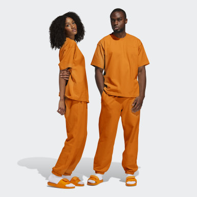 PW BASICS PANT Naranja Originals