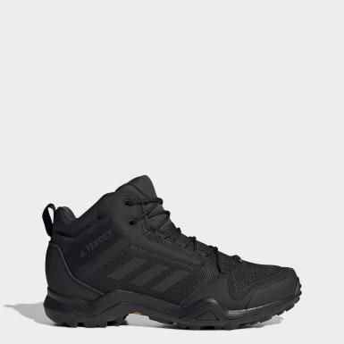 Zapatillas Terrex AX3 Mid GTX Negro Hombre Senderismo