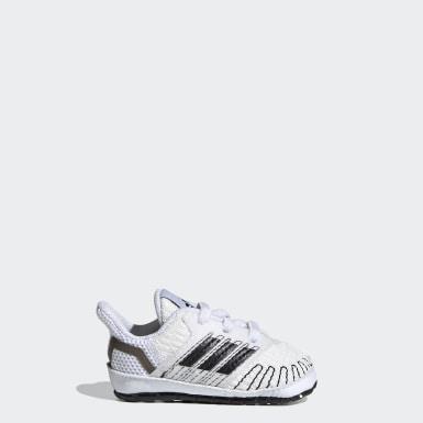 Sapatos UltraCrib Branco Criança Treino