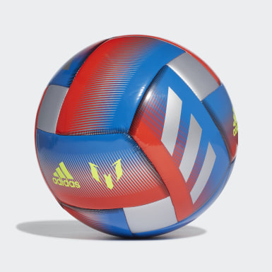 Men's Soccer Blue Messi Capitano Ball