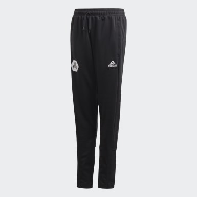 Kids Training Black TAN Training Pants