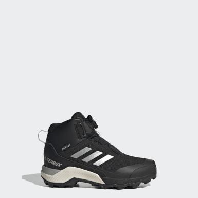 черный Ботинки для хайкинга Terrex Winter Boa