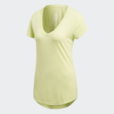 Playera ID Winners Verde Mujer Athletics