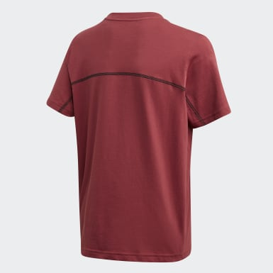Camiseta R.Y.V. Rojo Niño Originals