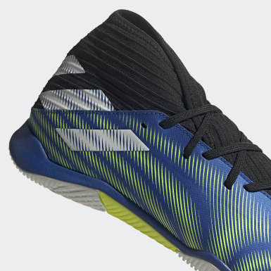 Futsal Blå Nemeziz.3 Indoor støvler
