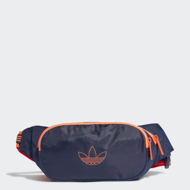 Originals Blue SPRT Waist Bag