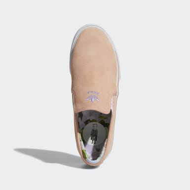 Tenis Sabalo Slip-On Rosa Hombre Originals