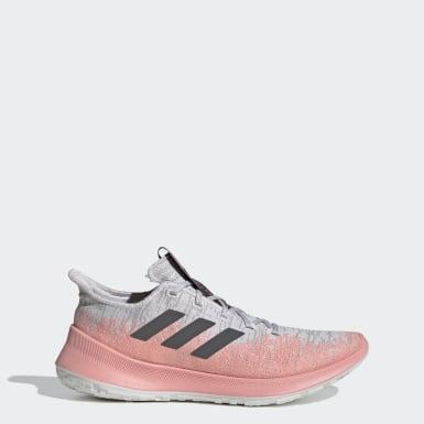 Zapatillas Sensebounce+ Plomo Mujer Running