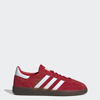Men Originals Red Handball Spezial Shoes