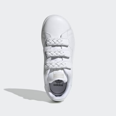 Chaussure Stan Smith blanc Enfants Originals