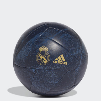 Pallone Capitano Away Real Madrid Oro Calcio