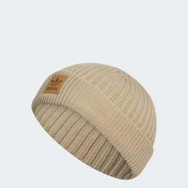 Originals Brown Utility 3 Beanie