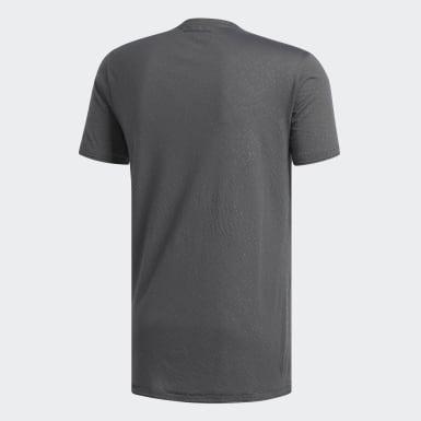 Erkek Koşu Gri Adapt to Chaos Tişört