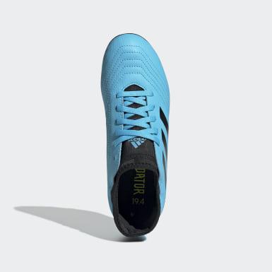 Jongens Voetbal Turquoise PREDATOR 19.4 S FxG J