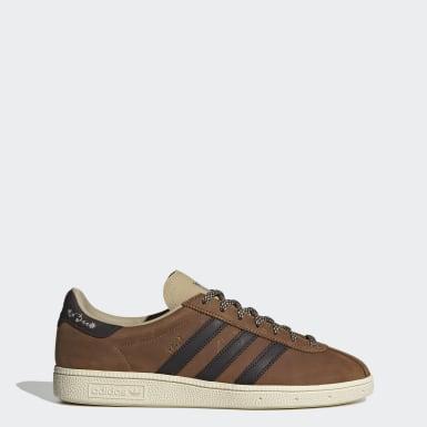 Sapatos München Castanho Homem Originals
