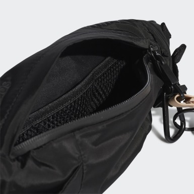 Women's adidas by Stella McCartney Black adidas by Stella McCartney Bum Bag
