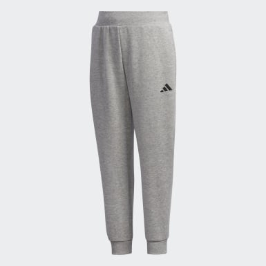 Boys Athletics Grey French Terry Knit Pants