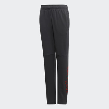 Pantalon Essentials Gris Garçons Training