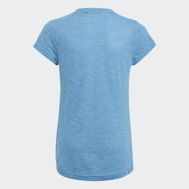 T-shirt Must Haves Bleu Filles Training