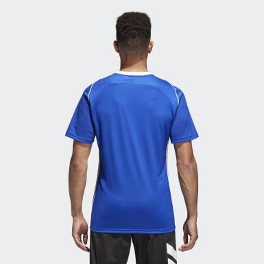 TIRO 17 JSY Azul Homem Futebol