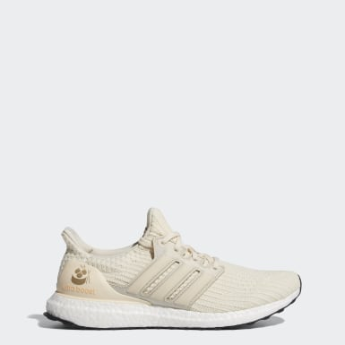 Running Beige Ultraboost 4.0 Shoes
