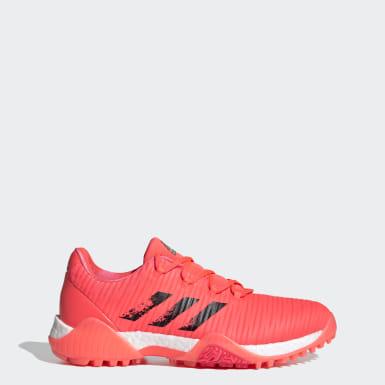 Sapatos CodeChaos Unity Rosa Mulher Golfe