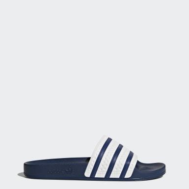Originals Blå Adilette sandal