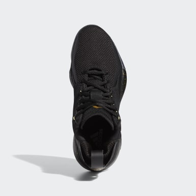 черный Баскетбольные кроссовки D Rose 773