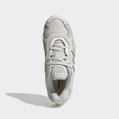 Women Originals White Temper Run Shoes