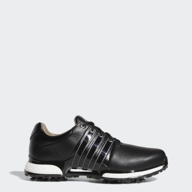 Men Golf Black Tour360 XT Shoes