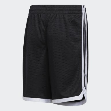 Youth Training Black Iconic Mesh Shorts
