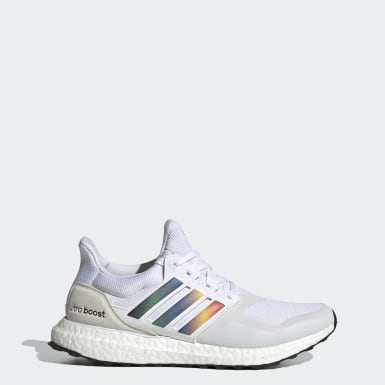 Sapatos Ultraboost DNA Branco Mulher Running