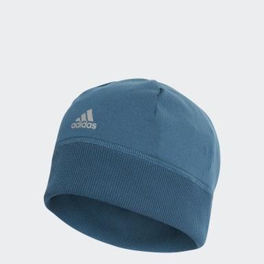 Bonnet Climawarm bleu Entraînement