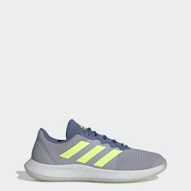 Sapatos de andebol ForceBounce Cinzento Netball