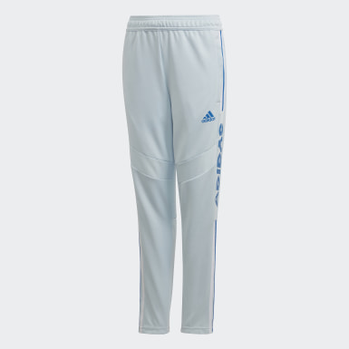 Children Soccer Blue Tiro 19 Training Pants