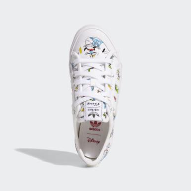 Sapatos Nizza x Disney Goofy Sport Branco Criança Originals