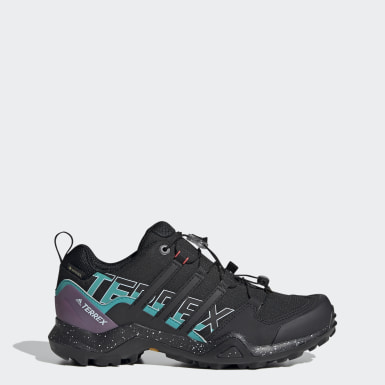 Dames TERREX Zwart Terrex Swift R2 GORE-TEX Hiking Schoenen