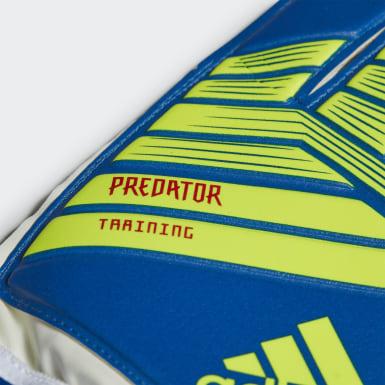 Football Yellow Predator Training Gloves