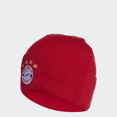 Bonnet FC Bayern Rouge Football
