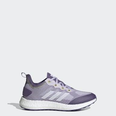 Chaussure RapidaLux Violet Enfants Running