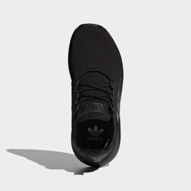 Chaussure X_PLR Noir Enfants Originals