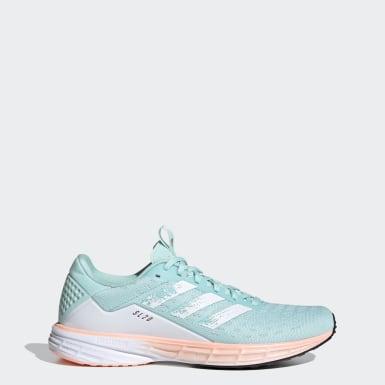 ผู้หญิง วิ่ง สีเขียว รองเท้า SL20