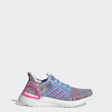 Youth Running Blue Ultraboost 19 Shoes