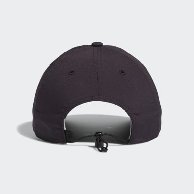 Women's Golf Purple Performance Perforated Hat