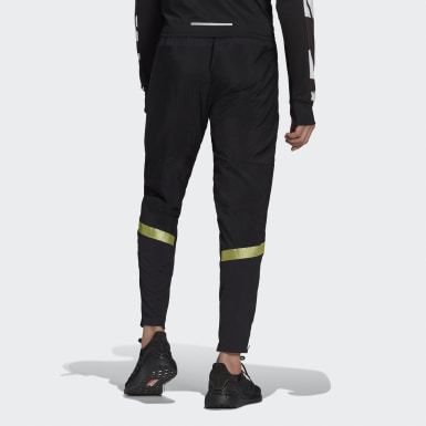 Men Running Black Ultra Pants